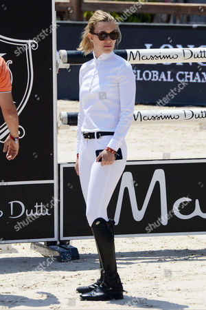 Editorial picture of Longines Global Champions Tour of Monaco - 25 Jun 2016