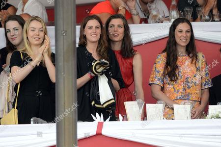 Editorial photo of Longines Global Champions Tour of Monaco - 25 Jun 2016