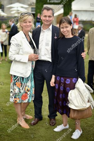Lady March, Daniel Chatto, Lady Sarah Chatto