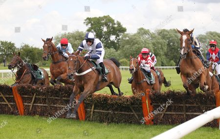 Editorial photo of Uttoxeter Races, UK - 26 Jun 2016