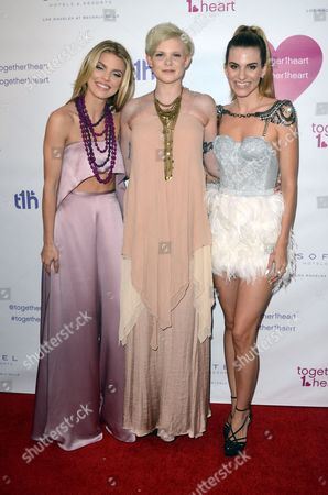 AnnaLynne McCord, Angel McCord and Rachel McCord