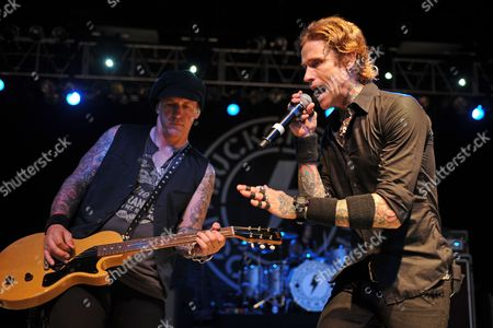Keith Nelson and Josh Todd