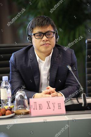 Liu Hong, co-founder and vice chairman of LeEco