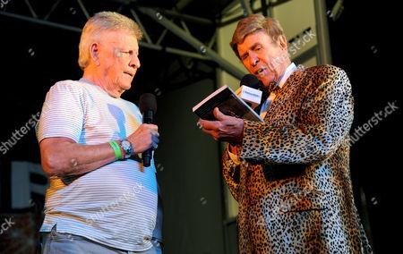 Bobby Rydell and Bruce Morrow