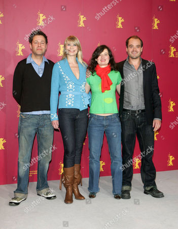 'En Soap' photocall - Frank Thiel, Trine Dyrholm, Pernille Fischer Christensen and David Dencik