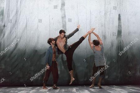 Harbor Me. Aaron Carr, Morgan Lugo, Robbie Moore.