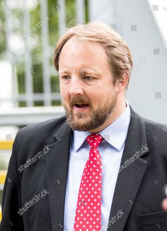 Stock Image of Shadow Defence Minister Toby Perkins, who has resigned from the Labour shadow cabinet