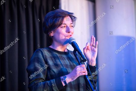 Stock Picture of Zoe Lyons