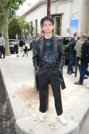 Stock Photo of Lucas Ionesco