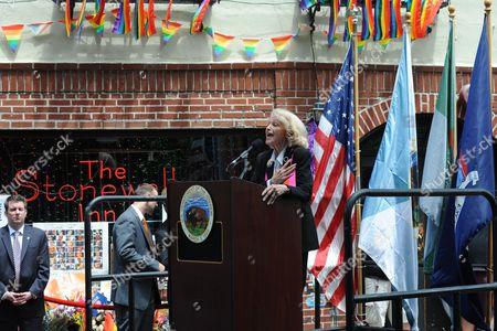 LGBT activist Edie Windsor