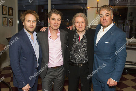 Florian Zeller (Author), Alexander Hanson (Michel), Christopher Hampton (Adaptation) and Robert Portal (Paul)