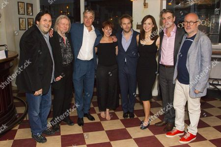 David Babani (Producer), Christopher Hampton (Adaptation), Robert Portal (Paul), Tanya Franks (Laurence), Florian Zeller (Author), Frances O'Connor (Alice), Alexander Hanson (Michel) and Lindsay Posner (Director)