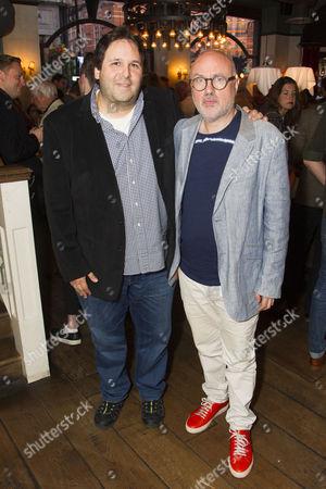 David Babani (Producer) and Lindsay Posner (Director)