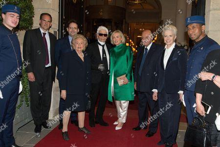 Editorial picture of Place Vendome Inauguration ceremony, Paris, France - 27 Jun 2016