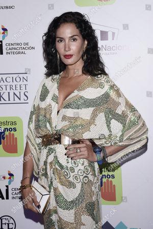 Stock Image of Martha Cristiana