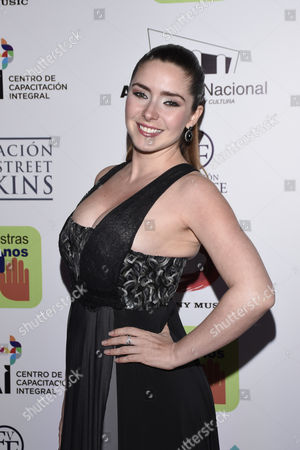 Stock Image of Ariadne Diaz