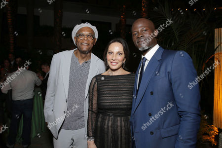 Editorial picture of 'The Legend of Tarzan' film premiere after party, Los Angeles, USA - 27 Jun 2016