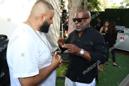DJ Khaled and LA Reid