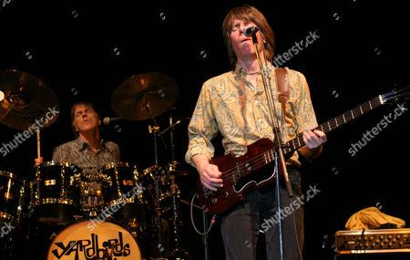 The Yardbirds - Jim McCarty and John Idan