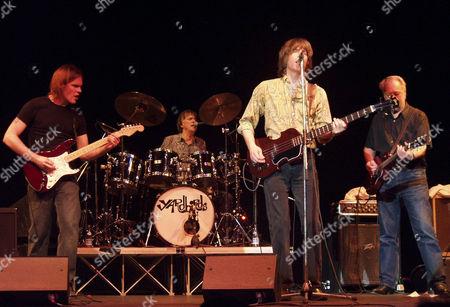 The Yardbirds - Ben King, Jim McCarty, John Idan and Chris Dreja
