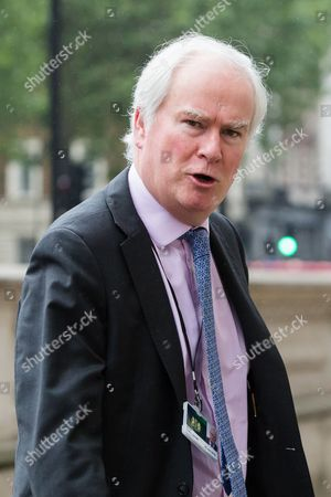 Editorial picture of Sir Mark Lyall Grant out and about, London, UK - 27 Jun 2016