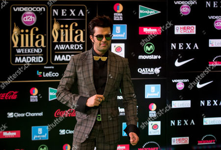 Editorial picture of International Indian Film Academy Awards, Madrid, Spain - 14 Mar 2016