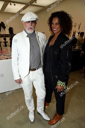 Editorial image of Judy Blame: Never Again and Artistic Differences VIP Preview, ICA, London, UK - 28 Jun 2016