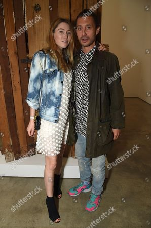 Daisy Boyd and Dan Macmillian