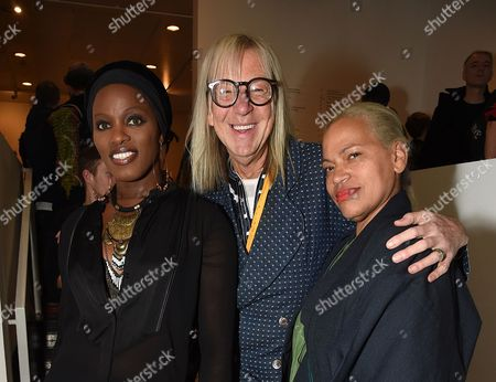 Editorial photo of Judy Blame: Never Again and Artistic Differences VIP Preview, ICA, London, UK - 28 Jun 2016