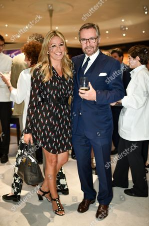 Editorial image of Mappin & Webb - Flagship boutique grand opening, London, UK - 28 Jun 2016
