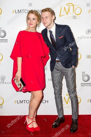 Lorna Fitzgerald and Jamie Borthwick