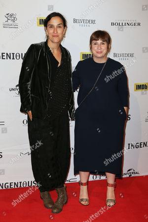 Sarah Gavron and Abi Morgan