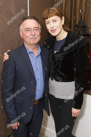 Ron Cook (Teddy) and Gina Mckee (Grace Hardy)