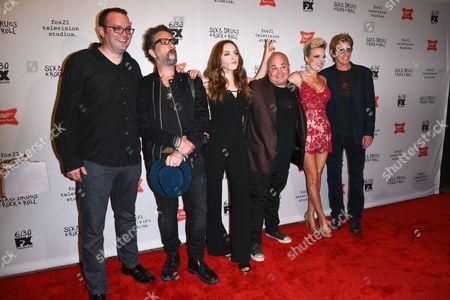 Editorial photo of 'Sex&Drugs&Rock&Roll' TV show, Season 2 Premiere, New York, USA - 28 Jun 2016
