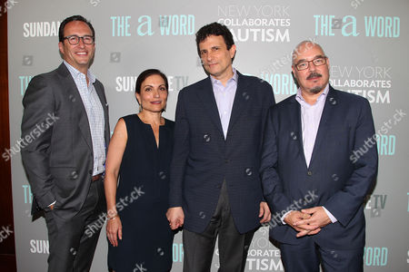 """Editorial picture of Special NYC Screening of SUNDANCETV's Original Series """"THE A WORD"""", New York, USA - 28 Jun 2016"""