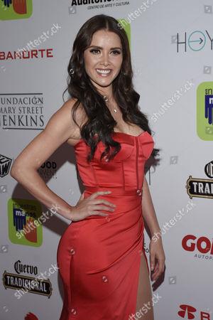 Stock Image of Marlene Favela
