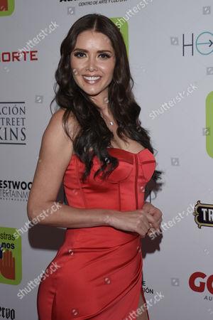 Stock Photo of Marlene Favela