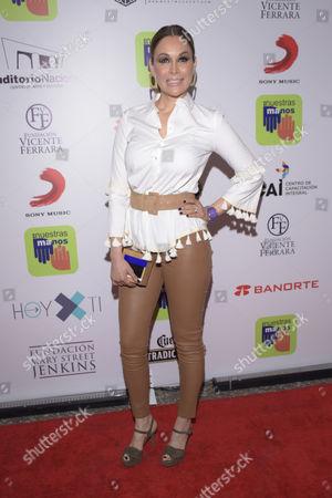 Stock Picture of Tania Vazquez