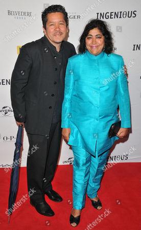 Paul Mayeda Berges & Gurinder Chadha