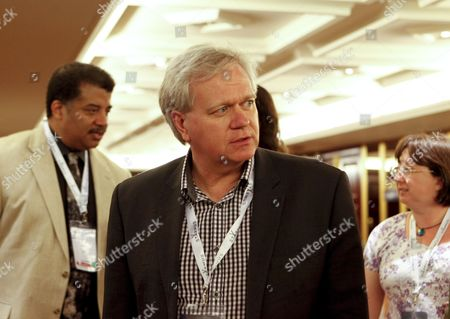 Stock Picture of Brian Schmidt, American astrophysicist