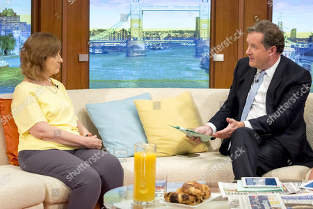 Editorial picture of 'Good Morning Britain' TV show, London, UK - 29 Jun 2016