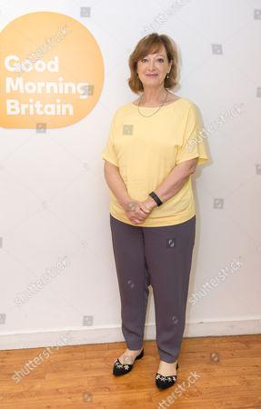 Editorial image of 'Good Morning Britain' TV show, London, UK - 29 Jun 2016