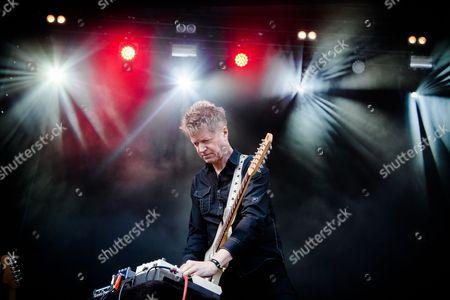 Guitarist Nels Cline of WIlco