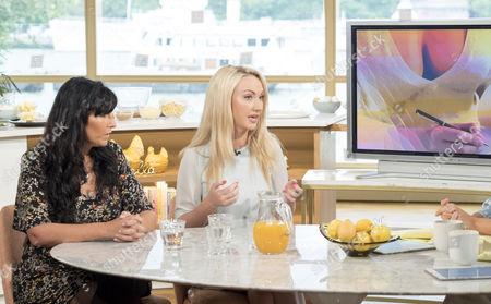 Editorial photo of 'This Morning' TV show, London, UK - 29 Jun 2016