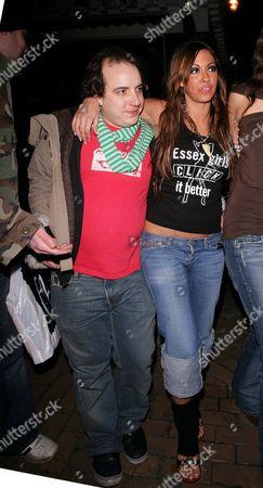 Har Mar Superstar and Jodie Marsh