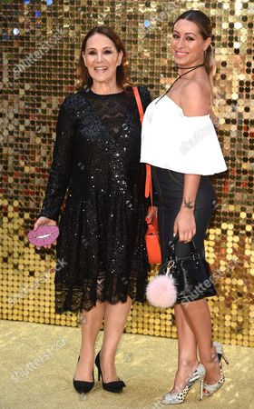 Stock Image of Arlene Phillips and daughter Alana Phillips