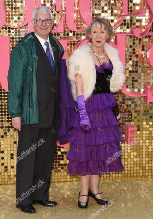Guest and Marcia Warren