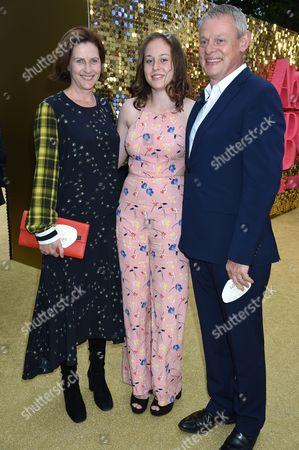 Philippa Braithwaite, Emily Clunes, Martin Clunes
