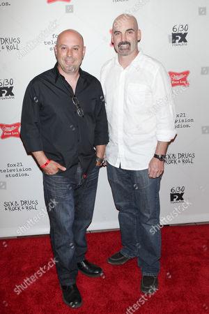 Editorial picture of 'Sex&Drugs&Rock&Roll' TV show, Season 2 Premiere, New York, USA - 28 Jun 2016