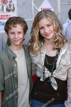 Cayden Boyd and Jenna Boyd